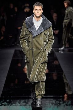 Giorgio Armani Fall 2020 Menswear Collection - Vogue