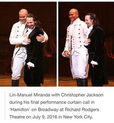 """Washington with his son. *hamilton  screaming in the distance* """"I'm not his son!"""""""