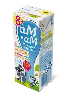АМ-АМ - детское питание от Getbrand