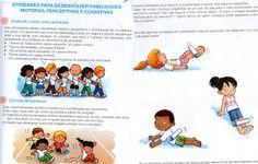 Bloguinho da Vânia: Atividades Motoras Educação Infantil