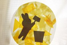 Preschool Crafts, Fun Crafts, Diy And Crafts, Fall Crafts For Kids, Diy For Kids, Kids Christmas, Christmas Bulbs, Operation Christmas Child Shoebox, Mid Autumn Festival