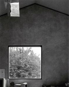 Peter Zumthor - Haldenstein studio, 1986