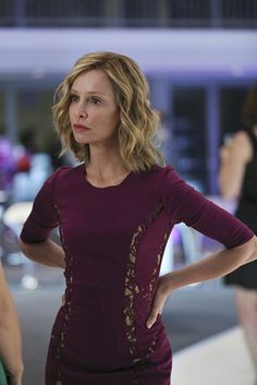 Still of Calista Flockhart in Supergirl (2015)