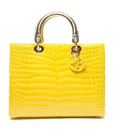 The Dior 2014 // Sunshine purse  #spring #fashion #style #shoes #omg #beautyinthebag #bags
