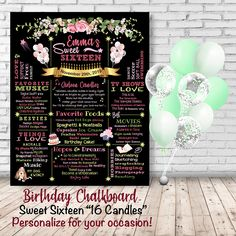 by DaisyDogDesignStudio Daisy Dog, Chalkboard Designs, Lovely Eyes, How To Show Love, Sweet Sixteen, Dog Design, Cool Gifts, Etsy Seller, Candles
