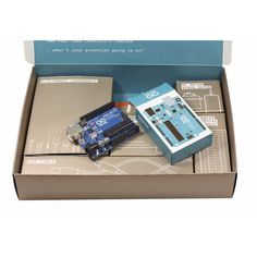 Arduino Starter Kit for beginner [English projects book] English Projects, Electronic Kits, Tool Store, Maker Culture, Tech, Arduino Projects, Starter Kit, Linux, Computer Accessories
