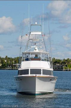 2001 Rybovich Sport Fisherman Power Boat For Sale - www.yachtworld.com