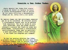 SANTORAL CATOLICO: ORACIÓN PARA PEDIR TRABAJO A SAN JUDAS TADEO