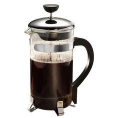 Primula Classic 8 Cup Coffee Press Color: Chrome