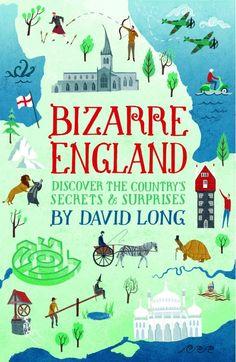 Bizarre England   Books   Oliver Bonas