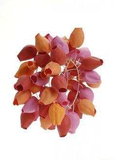 Maria Brossa, baloons, silver, 2007 (Alchimia school)