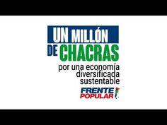 """""""UN MILLÓN DE CHACRAS para una Economía Diversificada y Sustentable""""   EmancipacionSur.com.ar Frente Popular, Earth, Argentina"""
