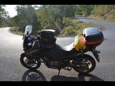 Gold Coast To Melbourne Road Trip on a Suzuki V-Strom. 5200 kliometres in ten days of riding.
