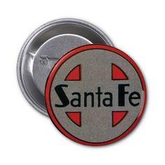 Santa Fe pin