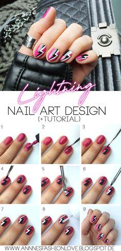 Easy Nail Art Designs For Beginners
