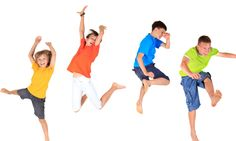 Tips on Getting Your Kids into Shape