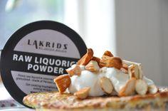 Proteinpandekager med lakrids - helsematilde.com (Danish recipe)