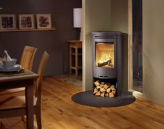Kernow Fires are suppliers of the Contura 510 in Cornwall.