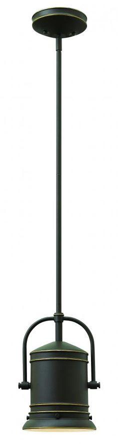 MINI-PENDANT PULLMAN : 3254OZ-GU24 | Main Line Lighting & Design
