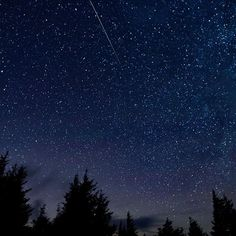 The Perseid meteor shower is caused by debris from Comet Swift-Tuttle as it swings through the inner solar system and ejects a trail of dust and gravel along its orbit. When the Earth passes through the debris specs of comet-stuff hit the atmosphere at 140000 mph and disintegrate in flashes of light. Meteors from this comet are called Perseids because they seem to fly out of the constellation Perseus.  Last year this meteor shower peaked during a bright supermoon so visibility was reduced…