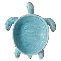 Swimming Turtle Decor
