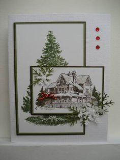 A Christmas Lodge