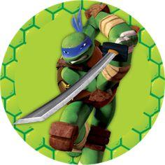 Passatempo da Ana: Tartarugas Ninja