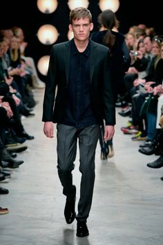 Bruuns Bazaar Fall/Winter 2014 - Copenhagen Fashion Week #CPHFW | Male Fashion Trends