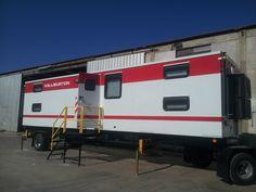 Nuestros trailers para Halliburton