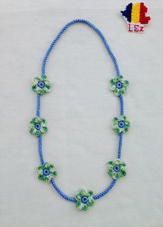 Beaded Necklace, Crochet, Jewelry, Fashion, Beaded Collar, Crochet Hooks, Jewlery, Moda, Pearl Necklace