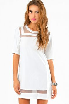 Geo Metric Dress $39 at www.tobi.com
