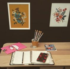 Rifle Paper Co. products at Top Drawer, London Spring 2016