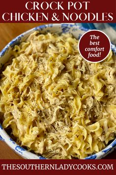 Slow Cooker Recipes, Crockpot Recipes, Chicken Recipes, Best Slow Cooker, Pasta Recipes, Oven Recipes, Pasta Dishes, Food Dishes