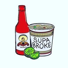Repost from @thepinskis - NEW PIN ALERT Payin homage to the sopita that got us all through high school college and for some of us even now during our adult years. We understand adulting is hawrd! Our SUPA BROKE pin is NOW up on our site shop link in bio (Posted by https://bbllowwnn.com/) Tap the photo for purchase info. Follow @bbllowwnn on Instagram for the best pins & patches! #pinsandpatches