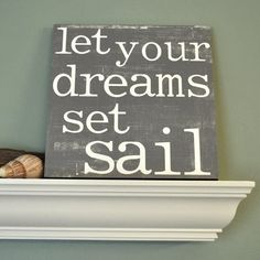 diy beach craft | Inspirational sayings and quotes by Red Letter Words . Honoring your ...