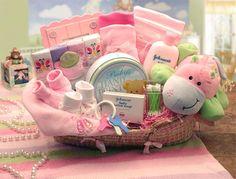 bebek hediye sepeti1 - Anne Kaz
