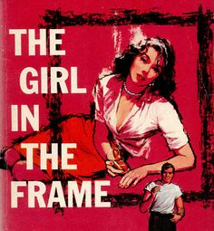 Detail The Girl in the Frame ~ Victor Kalin ~ | Detail of a … | Flickr