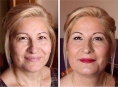 WEDDING MAKEUP   Angela   Bright Lips + Nude Eyes   Before&After  #makeupmymind #makeupmymindx #beforeandafter #makeup #weddingmakeup