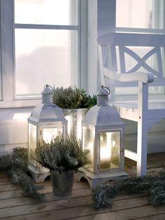 Stunning Patio & Outdoor Deck Lighting Ideas Which Illuminate Your Mood! Dream Garden, Home And Garden, Vibeke Design, Deck Lighting, Lighting Ideas, Outdoor Living, Outdoor Decor, Candle Lanterns, Diy Garden Decor