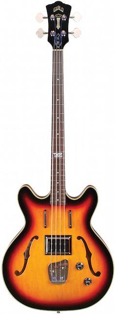 Chris Hillman Signature Byrds Bass