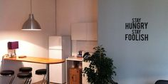 Stay Hungry, Stay Foolish - Brand Online Commerce Paris Office