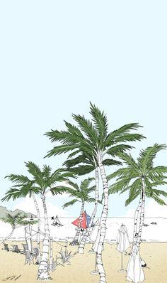 보라카이의 해변 - 이은미씨 Collection 두근두근 설레임