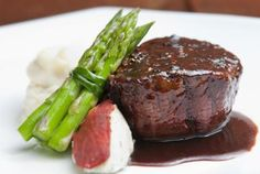 Top Your Roasts and Steaks with This Classic Madeira Wine Sauce: Filet mignon with madeira sauce