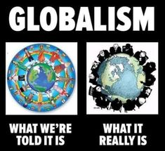 LOVE THIS MEME - I didn't create it... but it's a great redpill to understand Globalism : CBTS_Stream