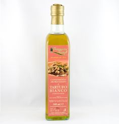 Truffle oil - 500 ml www.manducanda.com