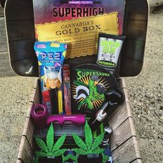 Cannabox is the most trusted weed accessory subscription box. Monthly themed boxes full of premium glass bongs, glass pipes, smoking essentials and 420 gear. Marijuana Funny, Cannabis, Weed Box, Reefer Madness, Orange Cookies, Water Bongs, Stoner Gifts, Weed Girls, Monthly Subscription Boxes
