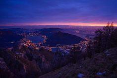 Poster & Download: Sonnenuntergang himmel Dunkel Nacht Kategorien: landschaften, sonnenuntergang, himmel, dunkel, nacht