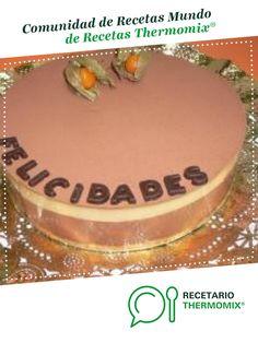 TARTA DE CHOCO CAPPUCCINO Y PROFITEROLES por Conchita Gomez. La receta de Thermomix<sup>®</sup> se encuentra en la categoría Dulces y postres en www.recetario.es, de Thermomix<sup>®</sup> Profiteroles, Tiramisu, Birthday Cake, Ethnic Recipes, Desserts, Food, Cake Recipes, Sweet Desserts, Tortilla Pie