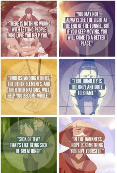 The wisdom if Uncle Iroh. God do i miss this show.