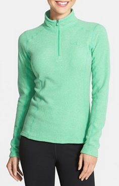 Cute North Face pullover with UPF30 - on sale for only $39.90 and available in 8 colors! http://rstyle.me/n/mqucvnyg6